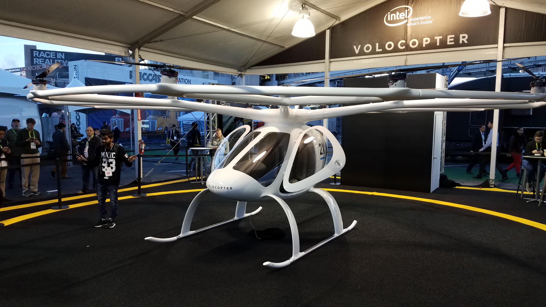 Volocopter CES Las Vegas