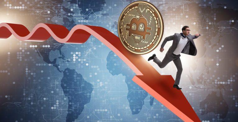Bitcoin-Preis-Sturz
