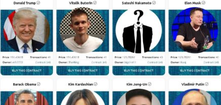 Crypto Celebrities: Blockchain-Spiel mit horrenden Ether-Summen