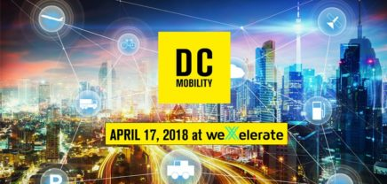 DC Mobility 2018 – The Sky is the Limit!