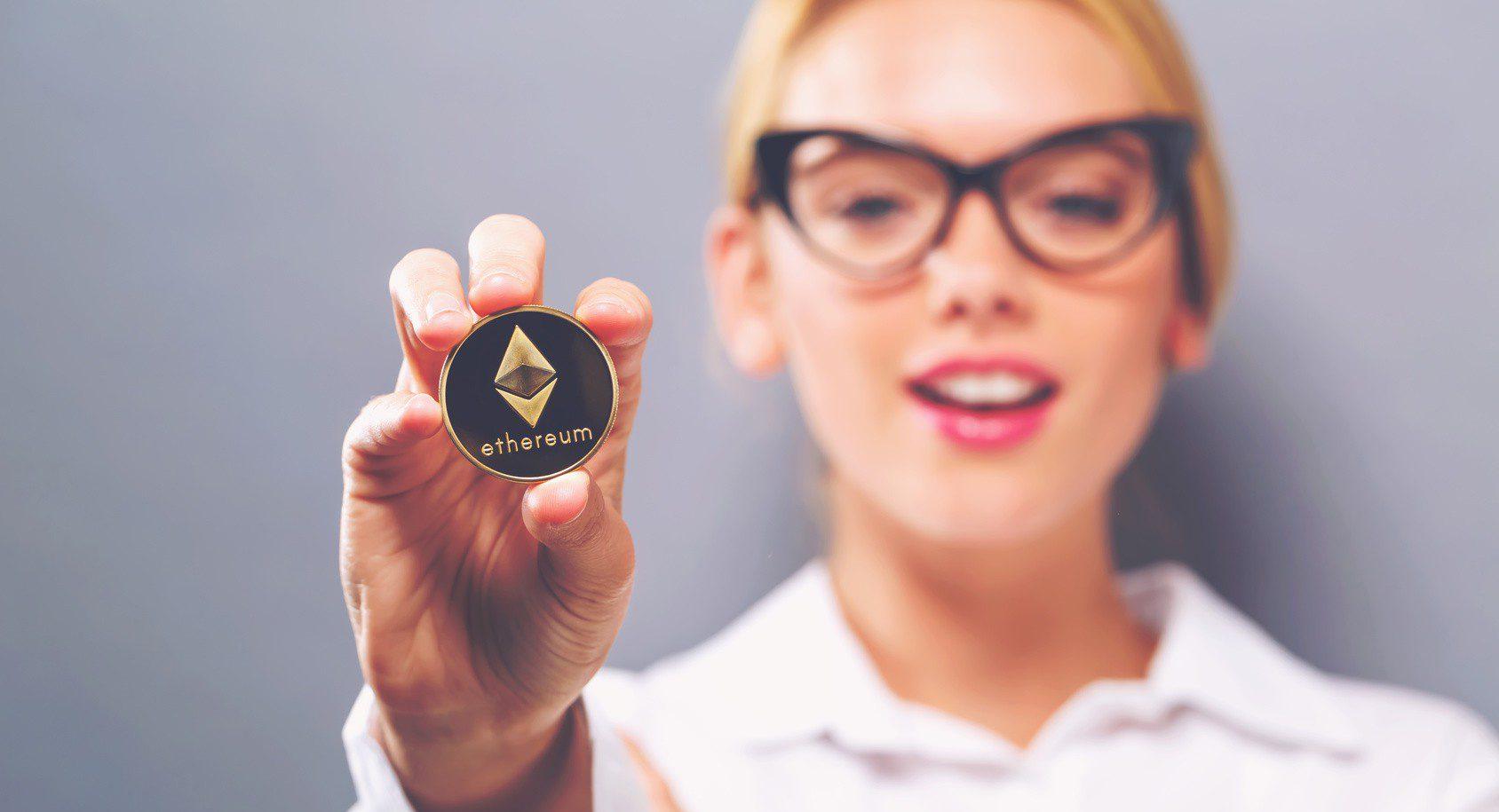 Kann ETH Bitcoin uberholen