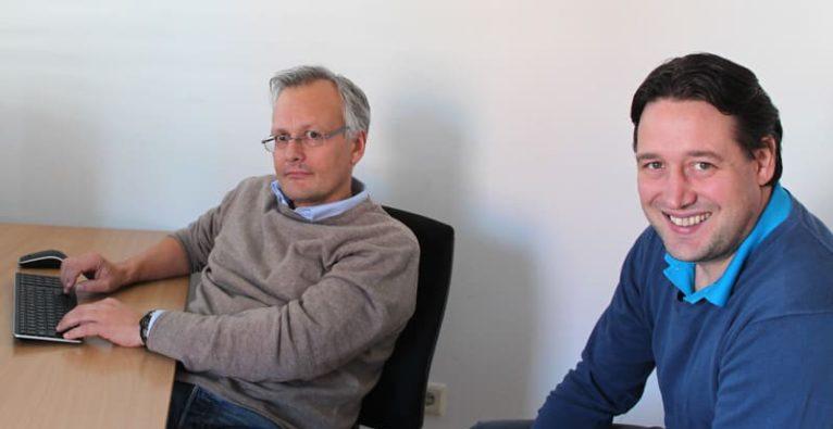 eyeson: Die Founder Michael Wolfgang und Andreas Kröpfl