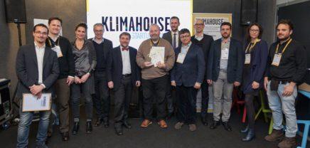 Klimahouse Startup Award: Zwei österreichische Finalisten