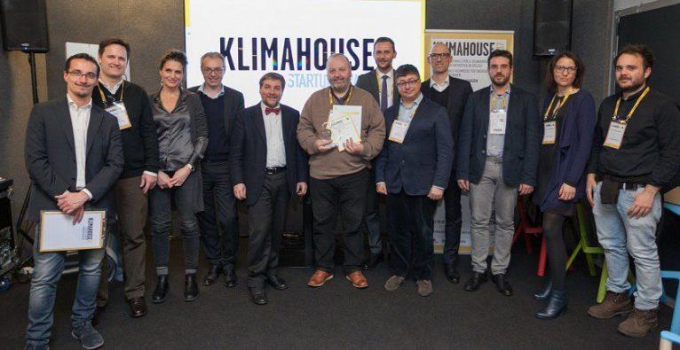 Die Finalisten des Klimahouse Startup Award 2018