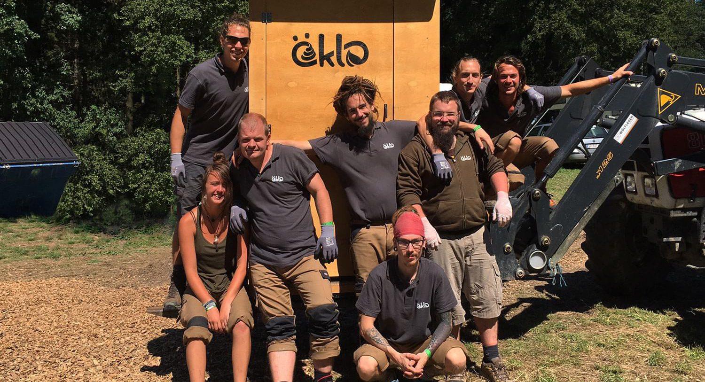 öKlo: Das Team