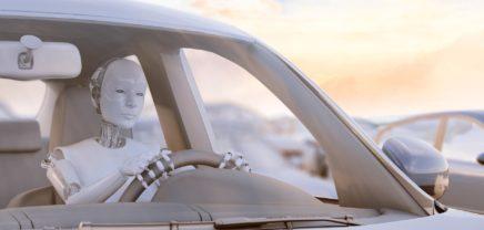 Von Autos, die miteinander sprechen und in die Zukunft blicken