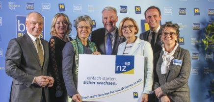 Best Business Night 2018: Niederösterreich prämierte seine Jungunternehmen