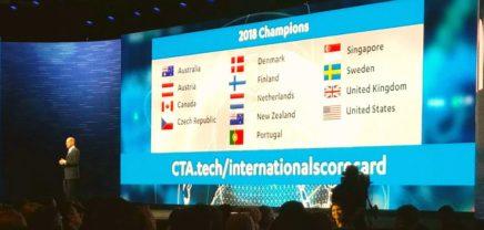 CES: Österreich als einer von 13 Innovation Champions