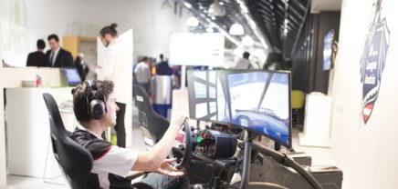 eSports: A1 bringt Rennspiel-Europa Cup nach Wien