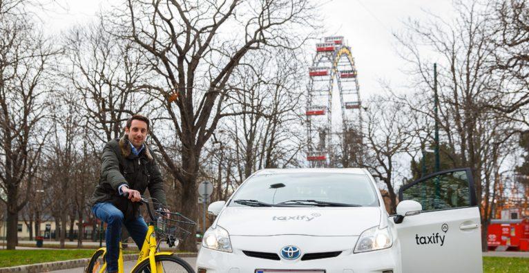 Sharing Economy: Ofo und Taxify starten Kooperation in Wien