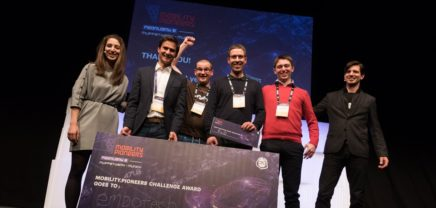embotech gewinnt Pitch bei Mobility.Pioneers