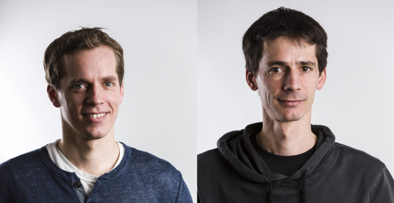 Nuki: Die Co-Founder Martin und Jürgen Pansy - Investment durch Allegion