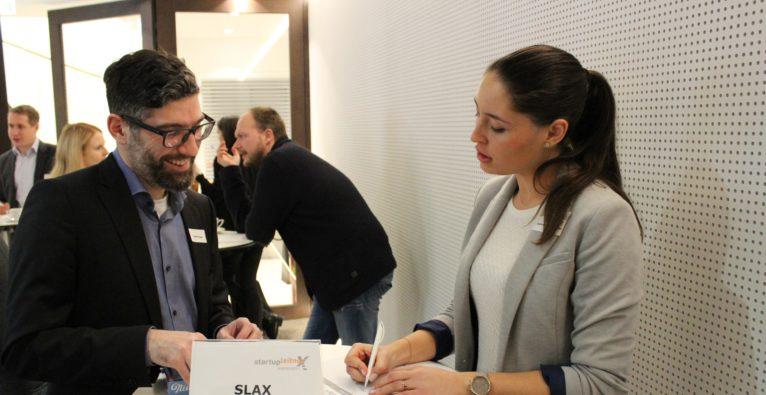 SLAX: Robert Nagel und Julietta Rohrhofer