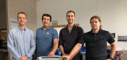 SolCube: Wiener base.energy startet Serienproduktion