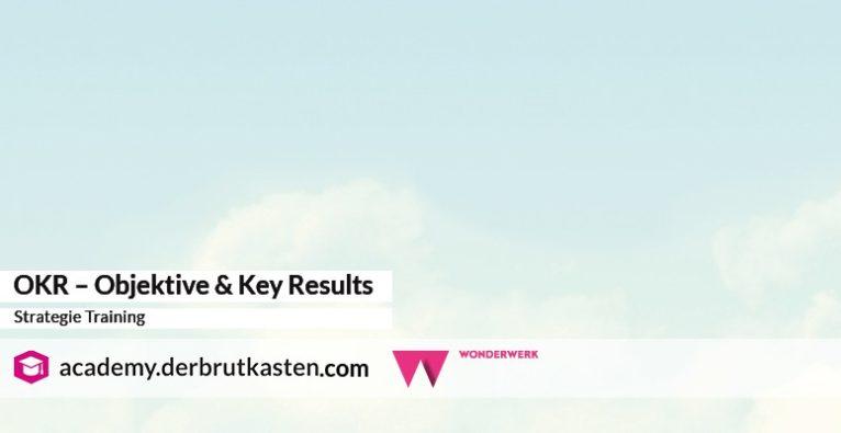 Der Brutkasten Academy Objektive and Key Results