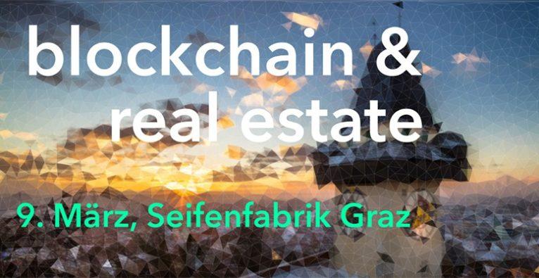 blockchain & real estate Conference