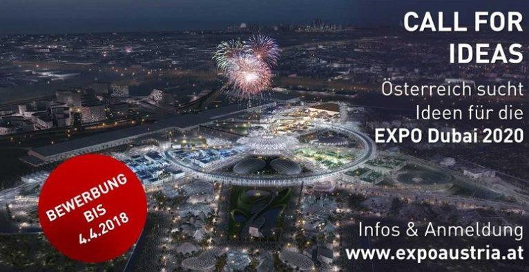 Call: EXPO DUBAI 2020