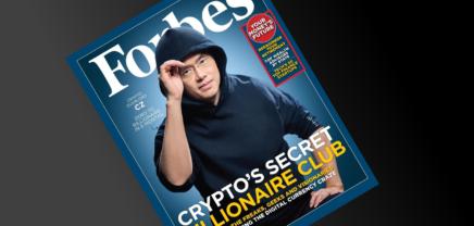 Neues Forbes-Ranking: 20 Krypto-Superreiche