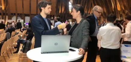 Live vom Networking Friday an der TU Wien