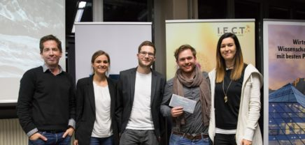 Tech-Startup Swarm Analytics gewinnt CAMP ZWEI Demo Day