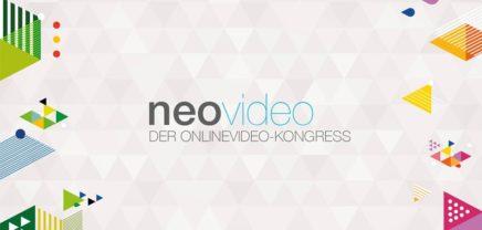 Neovideo 2018 – der Onlinevideo-Kongress