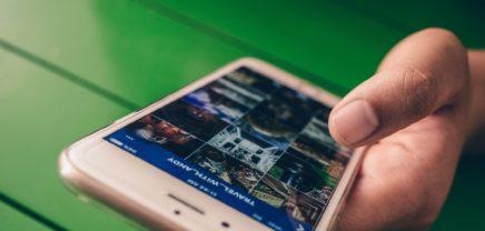 Instagram ist das Netzwerk der Stunde – auch für Startups!