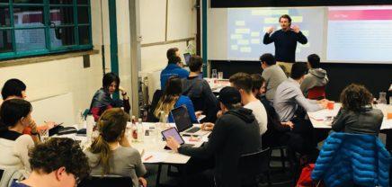 """""""Presse-Bootcamp"""": Einblick in die Brutkasten-Redaktion"""
