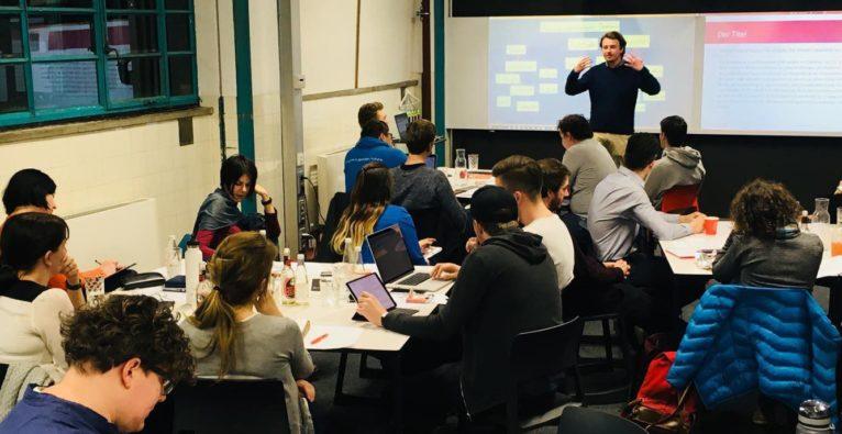 Creative Region Linz & Upper Austria: Impression vom Presse-Bootcamp