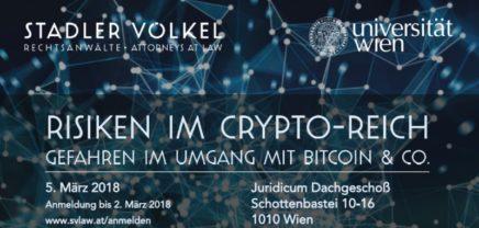 Risiken im Crypto-Reich: Gefahren im Umgang mit Bitcoin & Co