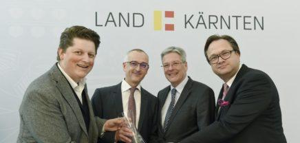 Millioneninvestment von Diehl für Klagenfurter Symvaro