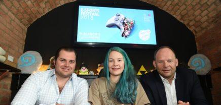 Tausende Gamer beim Electronic Sports Festival erwartet