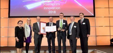 Innovationsstaatspreis für Zahntechnik-Neuerung