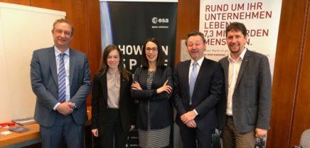ESA: Innovations- und Geschäftschancen für Startups und Industrie