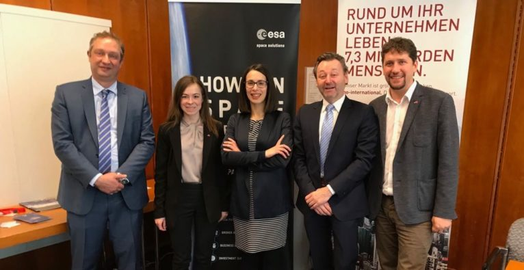 WKO ESA: Das war der European Space Agency Startup and Industry Day