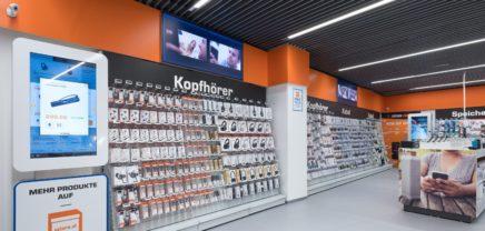 Saturn eröffnet in Innsbruck den ersten kassenlosen Markt Europas