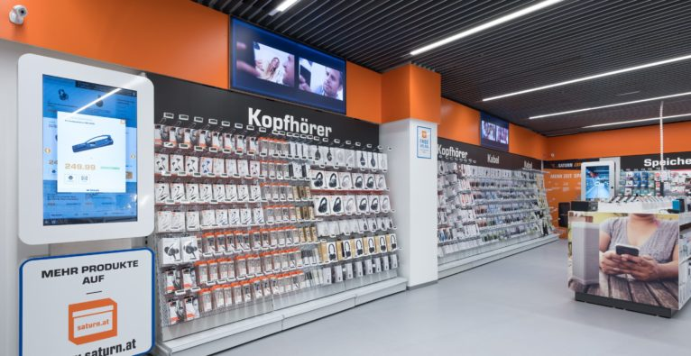 Saturn-Store in Innsbruck
