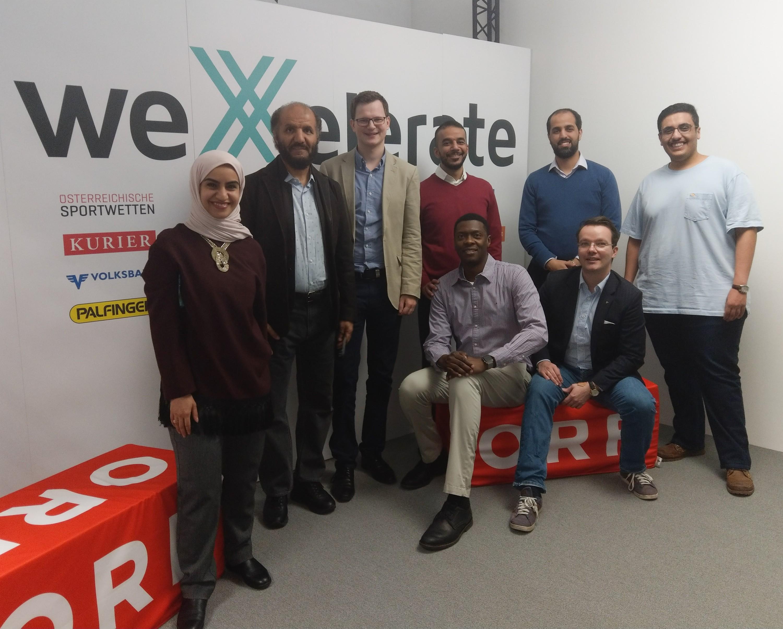 Business Angel Institute startet Programm in Saudi Arabien