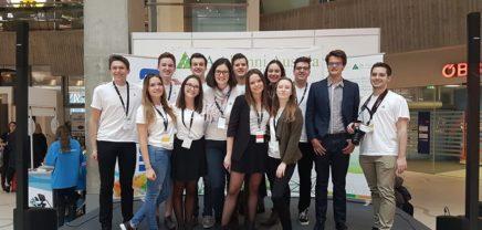 JA Marketplace Vienna: Sechs siegreiche Schülerunternehmen