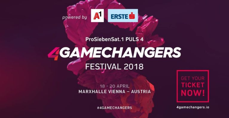 4GAMECHANGERS Festival 2018