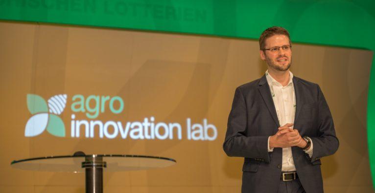 AIL: Geschäftsführer Reinhard Bauer - AgTech-Accelerator