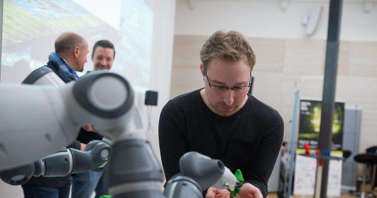 Industry meets Makers: Ein Prototyp aus dem letztjährigen Durchgang.