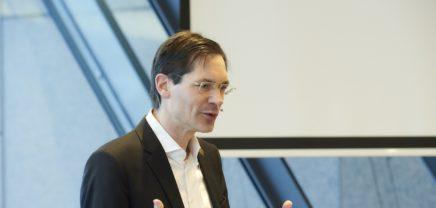 """Georg Kopetz von TTTech: """"Wollen Amerikanern und Chinesen die Stirn bieten"""""""