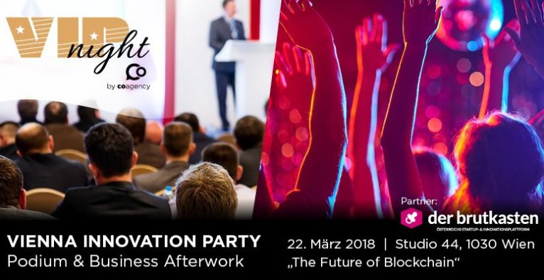 VIP night – Vienna Innovation Party