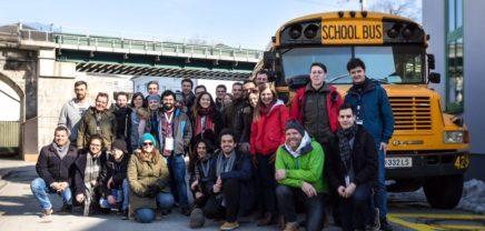 Ideengarten 2018: 5 Unis, 1 Roadtrip und THC-freier Hanf als Sieger