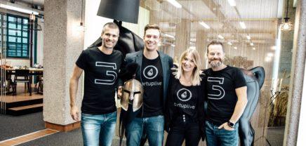 startup300 kauft 25 Prozent von Startup Live