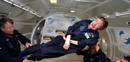 Stephen Hawking: Grundlage für die Zukunft nach der Zukunft