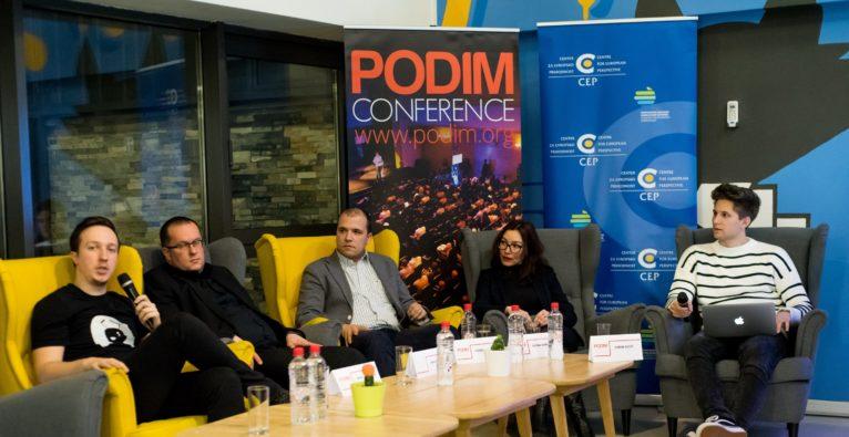 PODIM: Die Roadshow zu Gast in Sarajewo