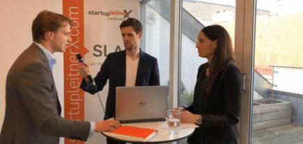 SLAX macht Startups investable – Interview mit Julietta Rohrhofer und Florian Zeitlinger