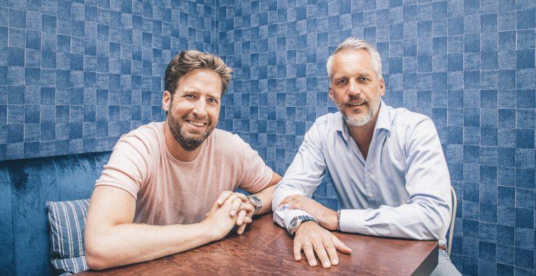 SPENDIT: Die Co-Founder Florian Gottschaller und Ralph Meyer