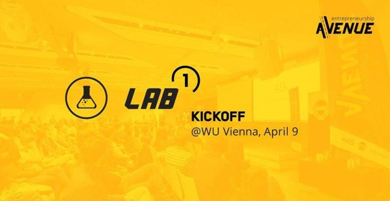 Entrepreneurship Avenue LAB#1 – Kickoff